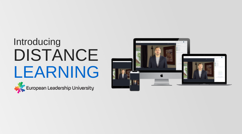 DISTANCE LEARNING ANNOUNCEMENT
