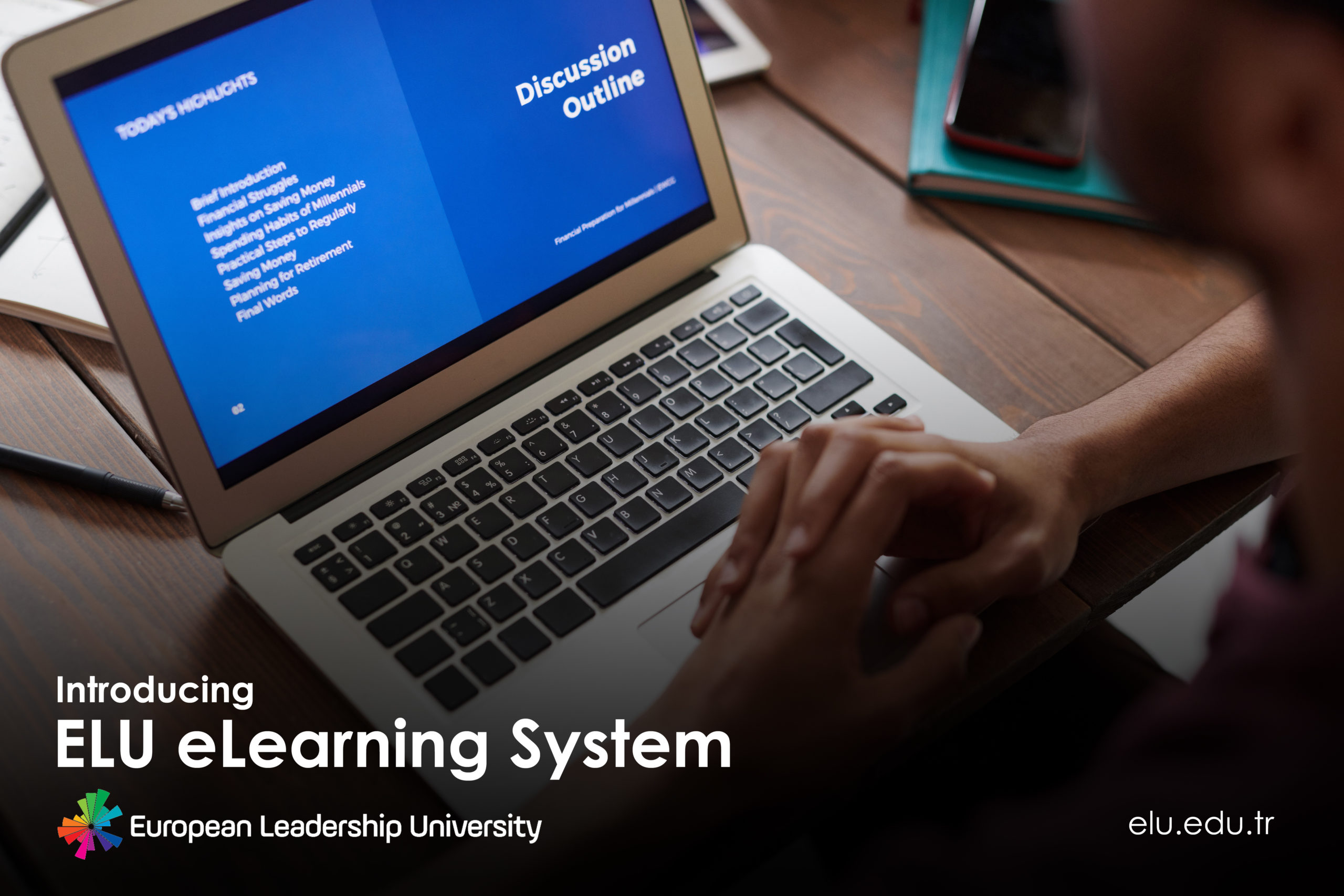 European Leadership University's Supportive Learning System