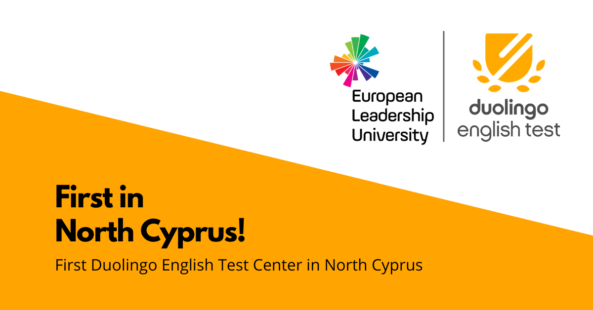 First Duolingo English Test Center in North Cyprus